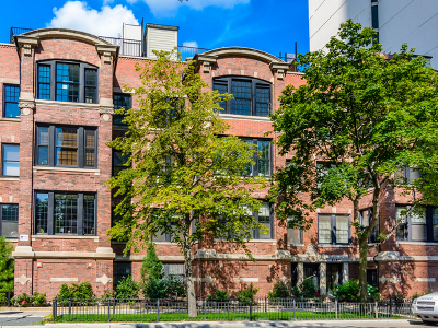 Cook County Condo/Townhouse New: 400 West Briar Place #C1-CG