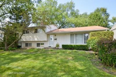 Buffalo Grove Single Family Home New: 636 Hawthorne Road