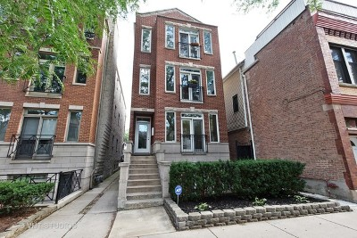 Cook County Condo/Townhouse New: 1016 West George Street #2