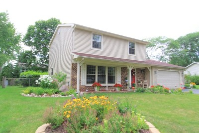 Countryside West Single Family Home New: 704 Fieldstone Circle