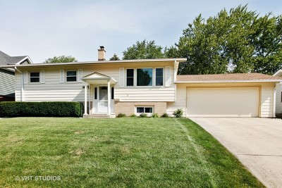 Downers Grove Single Family Home For Sale: 236 55th Place