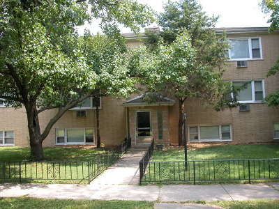 Lombard Multi Family Home Contingent: 1016 East Division Street