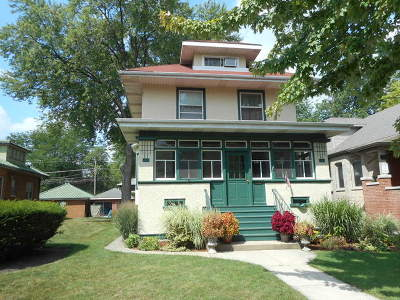 Oak Park Single Family Home For Sale: 1141 Wenonah Avenue