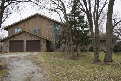 Champaign County, Cook County, Ford County, Grundy County, Iroquois County, Kankakee County, Rock County, Rock Islan County, Vermilion County, Vermillion County, Whiteside County, Will County, Jasper County, Newton County Single Family Home New: 444 North Eagle Island Road
