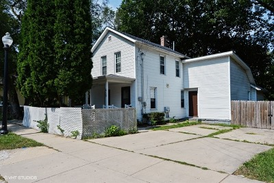 Aurora Single Family Home New: 513 Rosewood Avenue