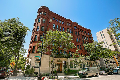 Cook County Condo/Townhouse New: 1500 North Lasalle Drive #2A
