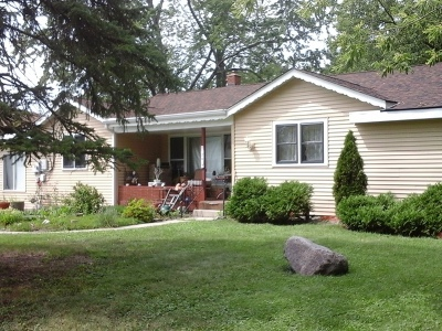 Oak Forest IL Single Family Home New: $189,500