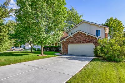 Hoffman Estates Single Family Home For Sale: 5140 Barcroft Drive
