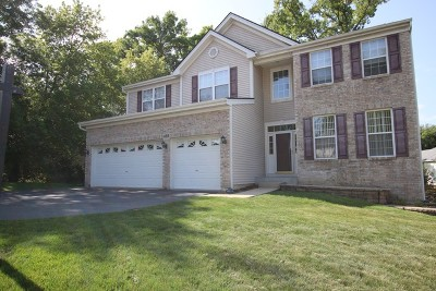 Carpentersville IL Single Family Home Listing Sold: $294,900