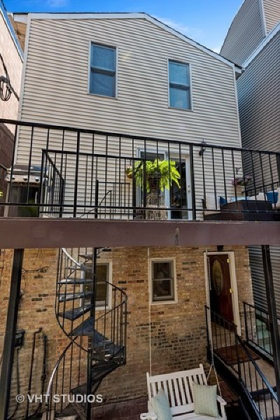 Chicago Condo/Townhouse New: 1445 North Mohawk Street #CH