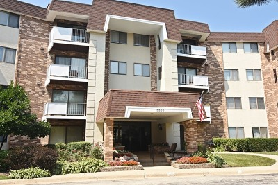 Arlington Heights Condo/Townhouse New: 3300 North Carriageway Drive #415
