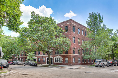 Cook County Condo/Townhouse New: 1253 West Roscoe Street #3
