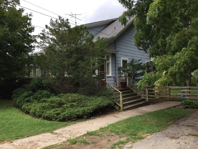 Woodstock Single Family Home New: 600 West Jackson Street