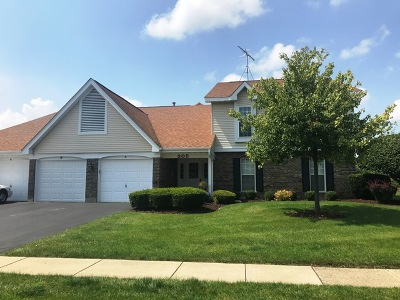 McHenry IL Condo/Townhouse New: $116,500