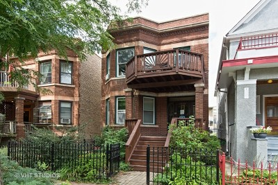 Cook County Multi Family Home New: 1622 West Rascher Avenue