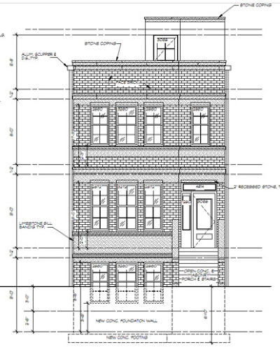 Cook County Single Family Home New: 2123 North Winchester Avenue