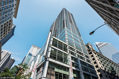 Cook County Condo/Townhouse New: 8 East Randolph Street #1408