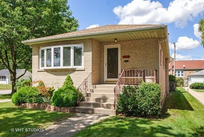 Brookfield Single Family Home For Sale: 9446 Lincoln Avenue