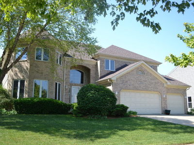 Crystal Lake IL Single Family Home New: $335,000