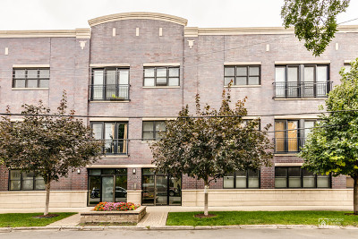 Cook County Condo/Townhouse New: 2310 West Nelson Street #205