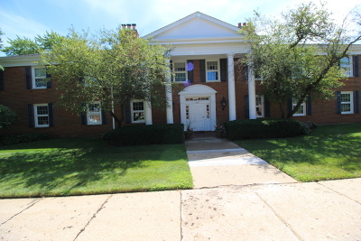 Crystal Lake Condo/Townhouse New: 521 Coventry Lane #9