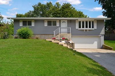 McHenry IL Single Family Home New: $159,900