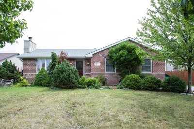 Plainfield Single Family Home New: 1804 Winger Drive