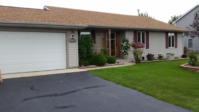 McHenry Single Family Home New: 205 Inverness Trail