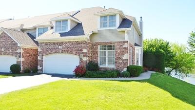 Palatine Condo/Townhouse New: 1240 South Falcon Drive