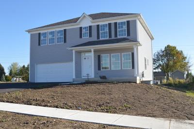 Aurora Single Family Home New: Lot 7 Camellia Avenue