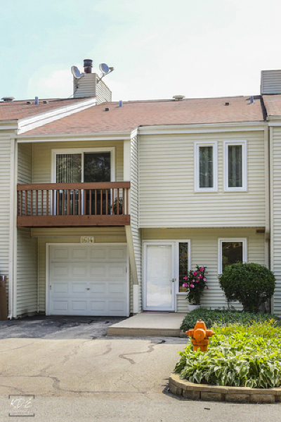 Naperville Condo/Townhouse New: 1614 Bay Court