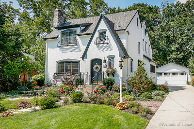 Glen Ellyn Single Family Home New: 670 Euclid Avenue