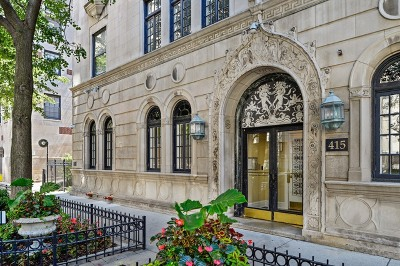 Cook County Condo/Townhouse New: 415 West Aldine Avenue #7A