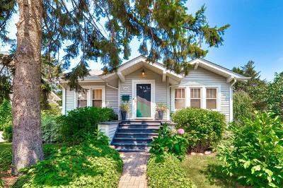 Palatine Single Family Home New: 316 West Palatine Road