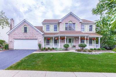 Geneva Single Family Home For Sale: N587 East Weaver Circle
