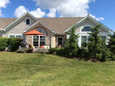 Plainfield Condo/Townhouse New: 23837 West Dayfield Drive