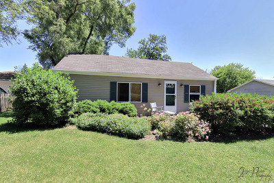 McHenry IL Single Family Home New: $84,900