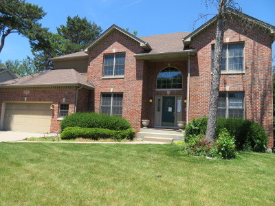 Naperville Single Family Home New: 24w610 Eugenia Drive
