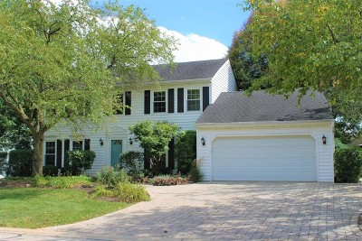 Lisle Single Family Home Contingent: 6341 New Albany Road
