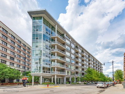 Cook County Condo/Townhouse New: 845 North Kingsbury Street #211
