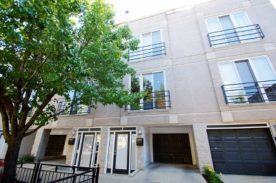 Cook County Condo/Townhouse New: 1157 West Newport Avenue #J