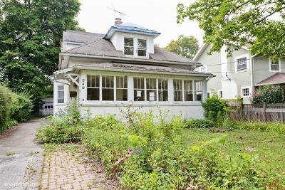 Winnetka Single Family Home New: 840 Foxdale Avenue