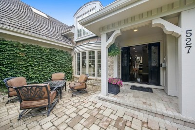 Hinsdale Single Family Home New: 527 Princeton Road