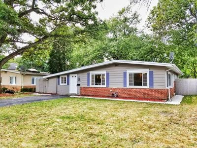Glenview Single Family Home For Sale: 1430 Magnolia Street