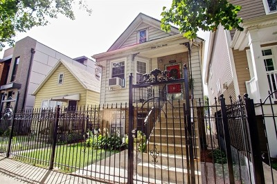 Cook County Multi Family Home New: 2420 North Campbell Avenue