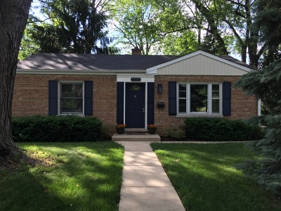 Wheaton Single Family Home New: 1535 College Avenue