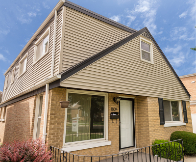 Melrose Park Single Family Home Contingent: 1804 North 23rd Avenue