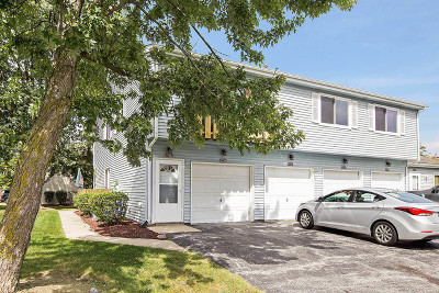 Frankfort Condo/Townhouse Contingent: 7736 West Galeview Lane