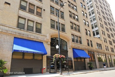 Cook County Condo/Townhouse New: 780 South Federal Street #702