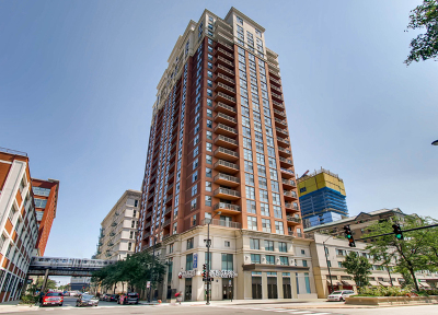 Cook County Condo/Townhouse New: 1101 South State Street #1700